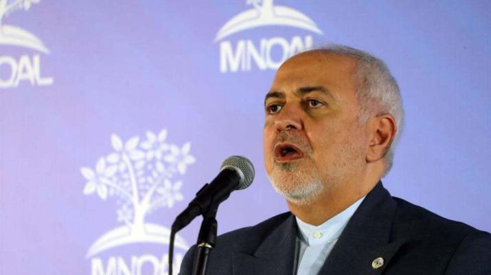 ifmat - Javad Zarif smiles for camers while regime tortures dissidents