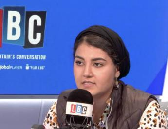 ifmat - London student opens up about her mock execution in Iran prison
