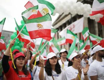 ifmat - Major demonstrations in support of Iranian MEK