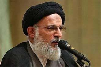 ifmat - Senior Iranian Ayatollah MirBagheri says Iran must engage in war with the West