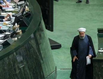 ifmat - Supreme Leader and IRGC harshly criticized Rouhani for trying to negotiate