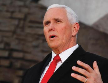 ifmat - US Vice President Pence demands Iran release Christian sentenced to prison