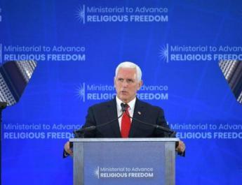 ifmat -US Vice President says regional allies in Middle East are confronting Iran