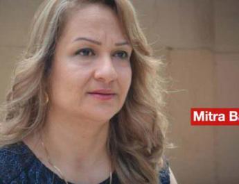 ifmat - Bahai woman blindfolded during interrogations imprisoned under false crimes