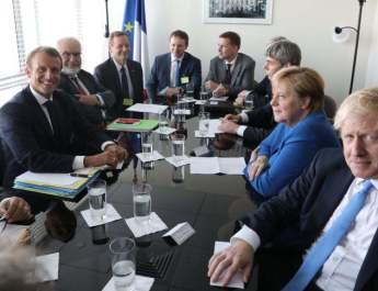 ifmat - Britain France Germany blame Iran for Saudi Attack