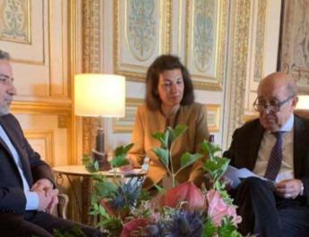 ifmat - France proposes credit line plan for Iran