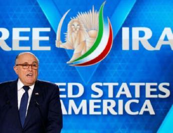 ifmat - Giuliani says people must support MEK