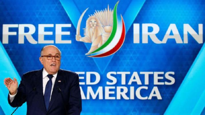ifmat - Giuliani says people must support MEK