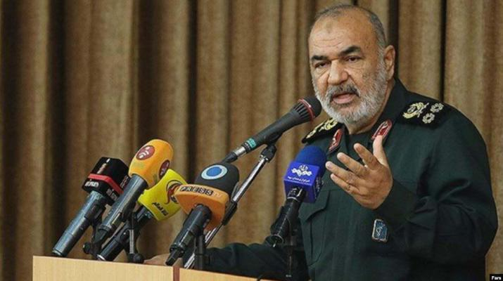 ifmat - Gurads commander says Iran regime is powerful