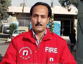 ifmat - Imprisoned civil activist Zartosht Ahmadi Ragheb on hunger strike