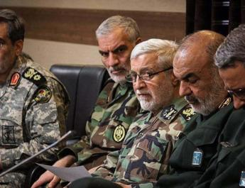 ifmat - Iranian commanders threaten the US in case of any attack