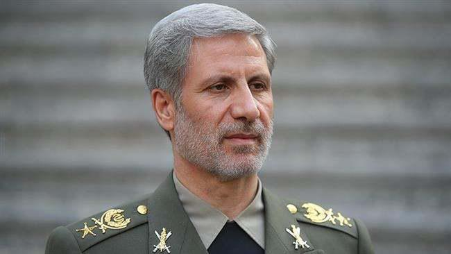 ifmat - Iranian defense minister rejects any deal on missile program