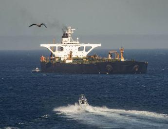 ifmat - Iranian tanker Adrian Darya 1 goes dark off Syria