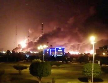 ifmat - Saudi Arabia says Aramco attacks definitely supported by Iran regime