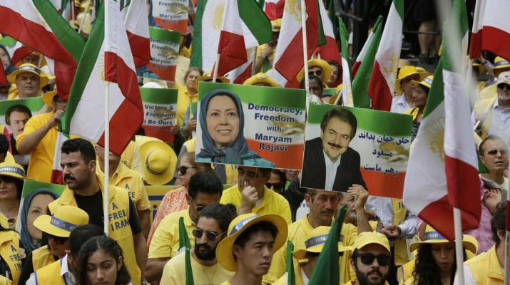 ifmat - Thousands to rally in New York in support of regime change