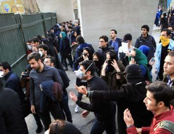 ifmat - Universities in Iran implementing tough new regulation to deter students from activism