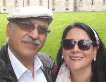 ifmat - Wife of a British-Iranian jailed in Iran says allegations are false