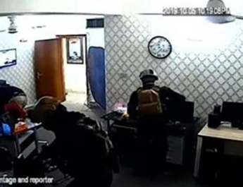 ifmat - Attack on Al Arabiya offices in Iraq likely by Iranian proxies