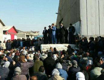 ifmat - Haft Tapeh workers strike for eight consecutive day in Iran