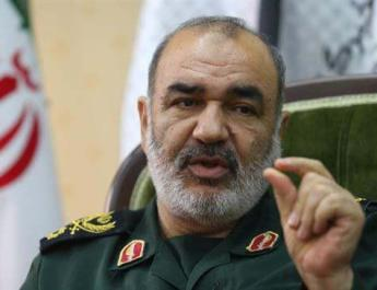 ifmat - IRGC commander wanrs Israel will be wiped off the map