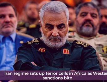 ifmat - Iran regime sets up terror cells in Africa