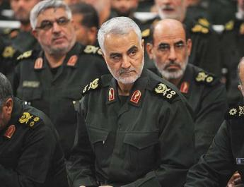 ifmat - Iranian general flies into Baghdad to chair top security meeting amid protests