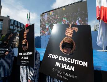 ifmat - Iranian regime ranks first for executions per capita