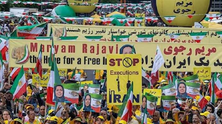 ifmat - Iranians reject fake news from NBC about the MEK