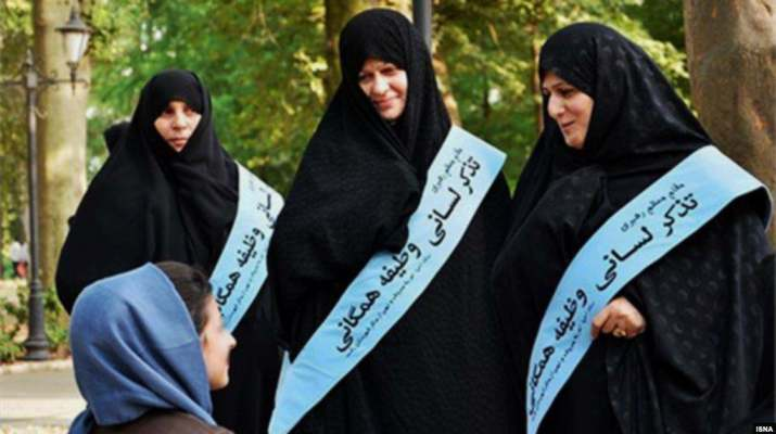 ifmat - Police chief in Iran says he will be vigilant enforcing Hijab rules