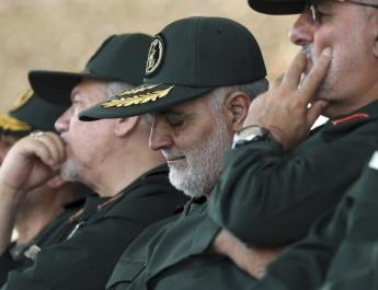 ifmat - Qassem Soleimani is the mastermind of Irans Expansion