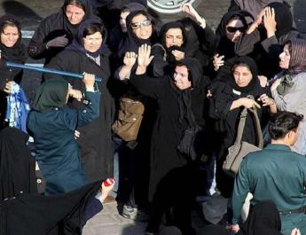 ifmat - Struggle of Iranian women continues