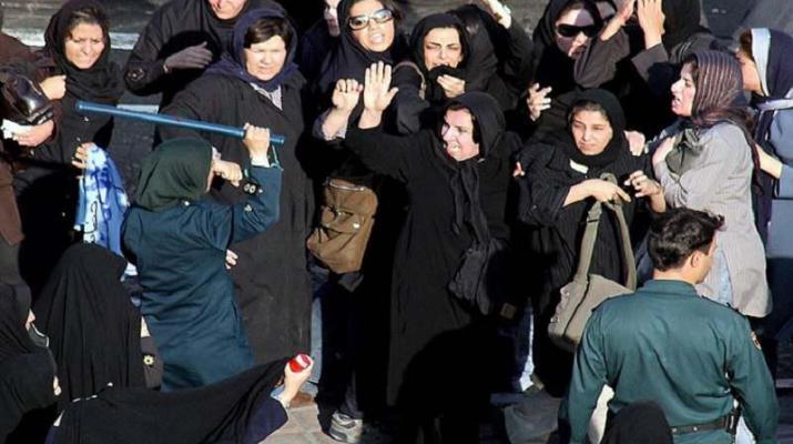 ifmat - Struggle of Iranian women continues