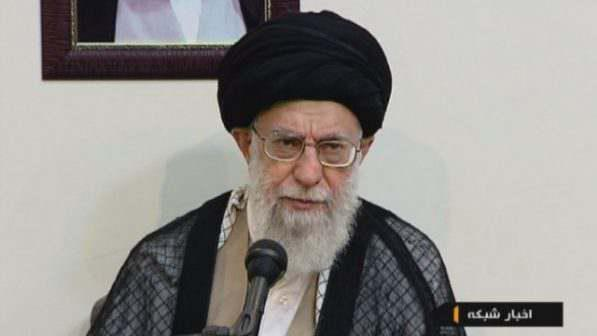 ifmat - Supreme Leader of Iran accuses Arab states of fueling unrest in Lebanon and Iraq