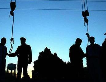 ifmat - Two prisoners hanged at Shiraz Prison in Iran