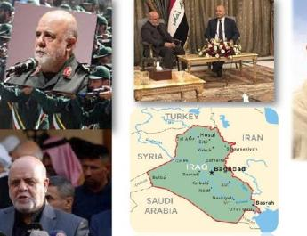 ifmat - Widespread presence of Iranian IRGC Qods FOrce in Iraq under diplomatic cover
