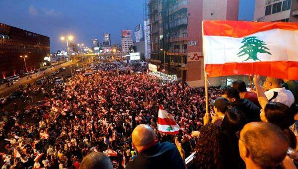 ifmat - As protests rock Baghdad and Beirut Iran digs in