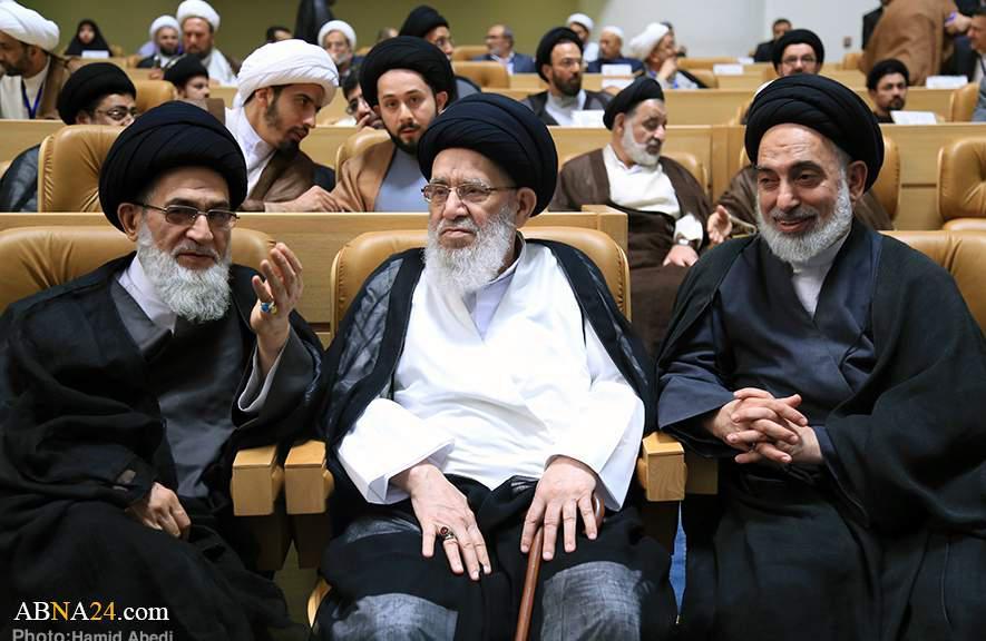 ifmat - Cleric Morteza Qazwini in Tehran