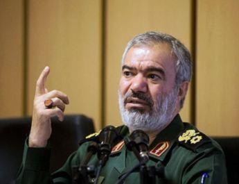 ifmat - Deputy IRGC Commander calls suppression of Iran protest a war