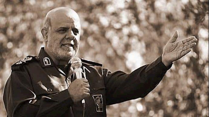 ifmat - IRGC Brigadier Iraj Masjedi suppresses popular uprising in the guise of Iranian Ambassador