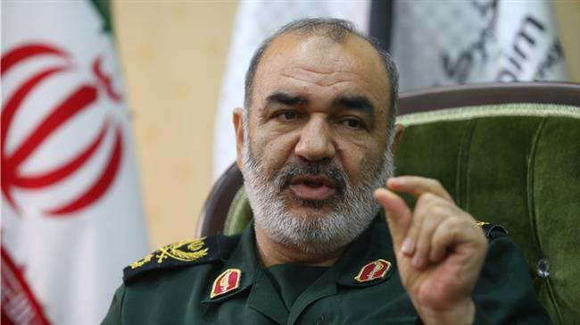 ifmat - IRGC Commander threatens to attack enemy ships in Persian gulf with missiles