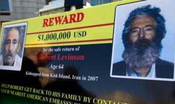 ifmat - Iran calls exFBI agent case a missing person file