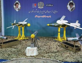 ifmat - Iran holds major air war games as US military moves through top oil route