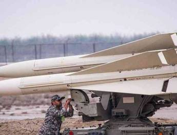 ifmat - Iran says it downed drone over the Gulf port city of Mahshahr