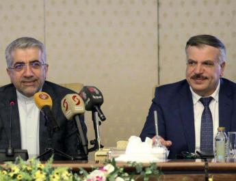 ifmat - Iran signs deal to rebuild Syrias infrastructure