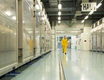 ifmat - Iran underground lab helps produce more low enriched uranium