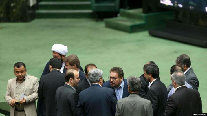 ifmat - Iranian parliament scrambles to find money