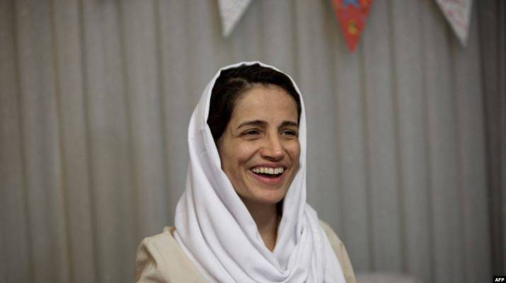 ifmat - Jailed rights defender says that prison or not it makes no difference in Iran