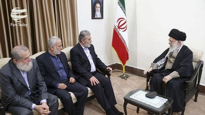 ifmat - PIJ leader awaiting green light from Iran for ceasefire with Israel