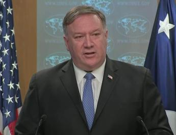 ifmat - Pompeo says US will keep sanctioning Iranian officials for rights abuses
