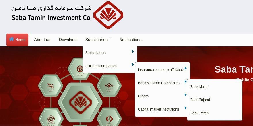 ifmat - Saba Tamin Affiliated Banks